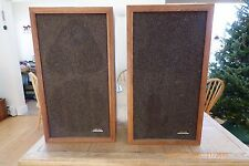 Vintage Radio Shack Realistic Optimus 5 Speakers Pair Cat. No. 40 2002