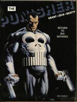 HC Punisher - Return To Big Nothing Factory Sealed 1989 Hardcover 1st NMMint 9.8