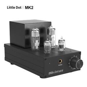 Little Dot MKII MK2 Class-A Lossless DAC 6J1 6N6 Lamp Tube Headphone Amplifier