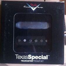NEW set FENDER TELECASTER TEXAS SPECIAL 0992121000 CUSTOM SHOP 099-2121-000