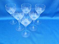 1 Rotweinglas H 16,5, D 8 von Rosenthal Lotus