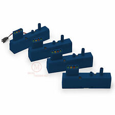 4 Pack Of Prestan Adult Cpr Manikin Rate Monitors Itemrpp Amon 4 Blue