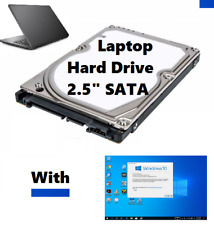 320GB 2.5 Laptop Hard Drive SATA  WINDOWS 10 Pro 64 Office_2016 P-Shop CS5 zz