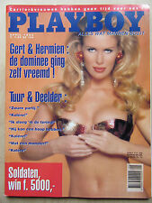 Playboy NL 4/1993,  Kimberly Donley, Tess Kambanda