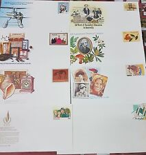 STAMPS AND ENVELOPES OF AUSTRALIAN CELEBRATION & PEOPLE MIXED LOT OF 26
