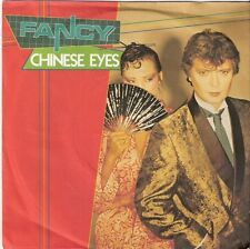 """FANCY-Chinese Eyes * 7"""" single * MUSIQUE - 881 264-7"""