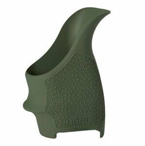 Hogue 18311 Springfield Armory Hellcat: HandALL Beavertail Grip Sleeve - Green