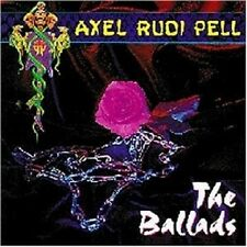 AXEL RUDI PELL - THE BALLADS  CD  10 TRACKS HEAVY METAL / HARD ROCK  NEU