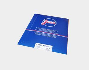 PAPIER FOMA FOMATONE MG 542 II 30x40 MATT CHAMOIS PAPER WARTOME PAPER 10 feuille