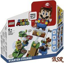 LEGO® Super Mario 71360 Abenteuer mit Mario – Starterset & NEU & OVP !