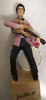 """15"""" ELVIS - Second In A Series Bourbon Decanter By McCormick Original LARGE"""