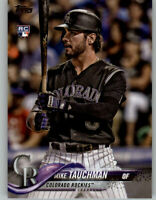 (15) Mike Tauchman 2018 Topps Update BASE CARD LOT (x15) Rockies Rookie #US61