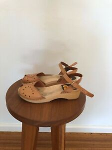 Swedish Hasbeens Toffel size 38
