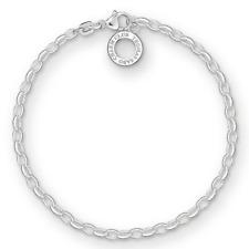 Thomas Sabo femmes-Bracelet Breloque Charm Club Argent sterling 925 Longueur 17 cm X01