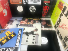 Hip Hop Vinyl Record Lot 90's Old School Rap DJ Collection Pick From Huge List