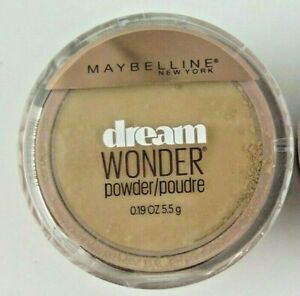 Maybelline Dream Wonder Powder *Choose your shade*Twin Pack*