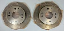 NEW GENUINE HONDA ACCORD REAR 260MM BRAKE DISCS SET X2 - 42510SV4A00