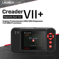 LUANCH X431 Creader VII+ OBD2 Code Reader Diagnostic Tool Four Systems PK CRP123