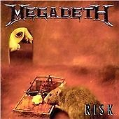 Megadeth - Risk.cd
