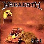 Megadeth - Risk (2004)  CD  NEW/SEALED  SPEEDYPOST