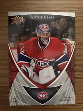🚨 2007 08 Carey Price UD Rookie Class Rookie Card RC # 46 Montreal Canadiens 🚨