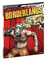 (Very Good)-Borderlands Signature Series Strategy Guide (Bradygames Signature Gu