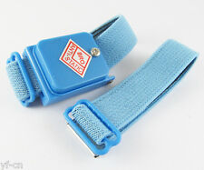 5pcs Blue Anti Static Antistatic ESD Wrist Strap Cordless Wireless Wrist Strap