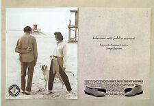 E760- Advertising Pubblicità -1995- SAMSONITE FOOTWEAR DIVISION