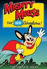 New listing Mighty Mouse: The New Adventures - The Complete Series Dvd, ,