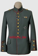 WW1 German Repro M1910 Field Gray Royal Prussian Infantry Tunic All Sizes