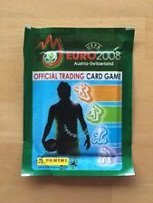 Panini UEFA EURO 2008 Trading Cards Game Päckchen / Booster / Pack (rare)