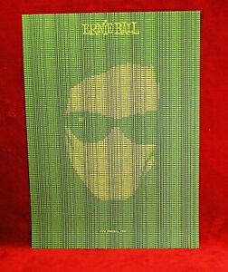 Steve Vai Ernie Ball Matrix Promo Poster<<>>BRAND NEW<<>>NOS