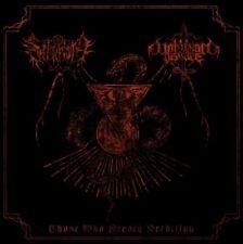 Sarkrista / Unhuman Disease - Those Who Preach Perdition CD 2014 black metal