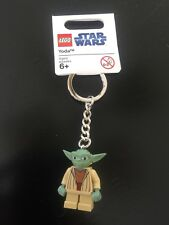 NEW Lego Star Wars Yoda Keychain 852550