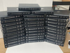 The New Encyclopedia Britannica 1-29 Plus Index And 1990 World Data.