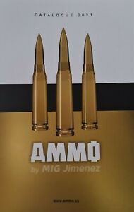 Ammo by Mig - 2021 Complete Catalogue # MIG-8300