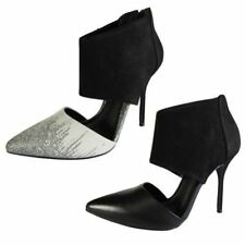 Leather Pumps, Classics Medium (B, M) Heels for Women