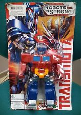OPTIMUS PRIME KO, blister Robots in Strong. Convertible figure, Transformers.
