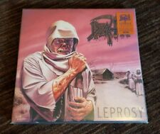 Death Leprosy double lp 30th anniv limited edition including rehearsal recording