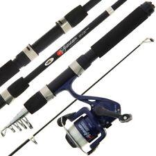NGT Namazu Mini Telescopic 5ft Travel Carp Coarse Fishing Pen Rod & Reel Set
