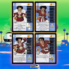 Dragon Ball Z Dbz Tcg Panini Awakening Main Personality Mp set 1-4, Hercule