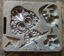 1967 Thingmaker Mold by Mattel, Mini Dragons, No. 4502-054, Metal