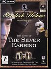 Sherlock Holmes The Case Of The Silver Earring - PC Game + DVD