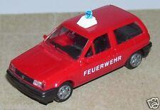MICRO AWM HO 1/87 VW POLO FEUERWEHR FIRE POMPIERI