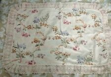 DORMA V & A MUSEUM COLLECTION FLORAL TWO PILLOWCASES