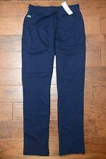 Lacoste Homme Bleu Marine Sport 100% Coton Pantalon Survêtement M Ue 4