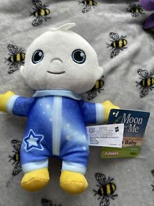 Moon And Me Plush Soft Toy Teddy BNWT Moon Baby