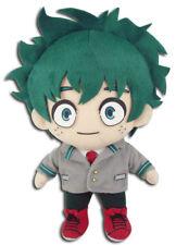**Legit** My Hero Academia Authentic Plush Izuku Midoriya School Uniform #52278