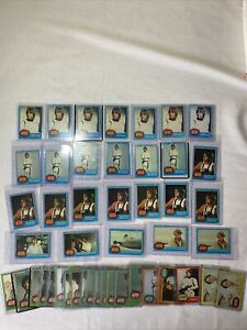 1977 Star Wars Topps Trading Card Lot Of 46 Luke Skywalker Cards - Cond Varies