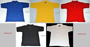 Kinder Poloshirt -  Kids Classic Polo Piqué 220 ( B62 ) Jungen & Mädchen  NEU